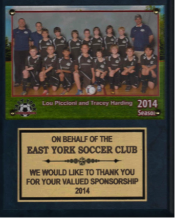East York Soccer Club 2014